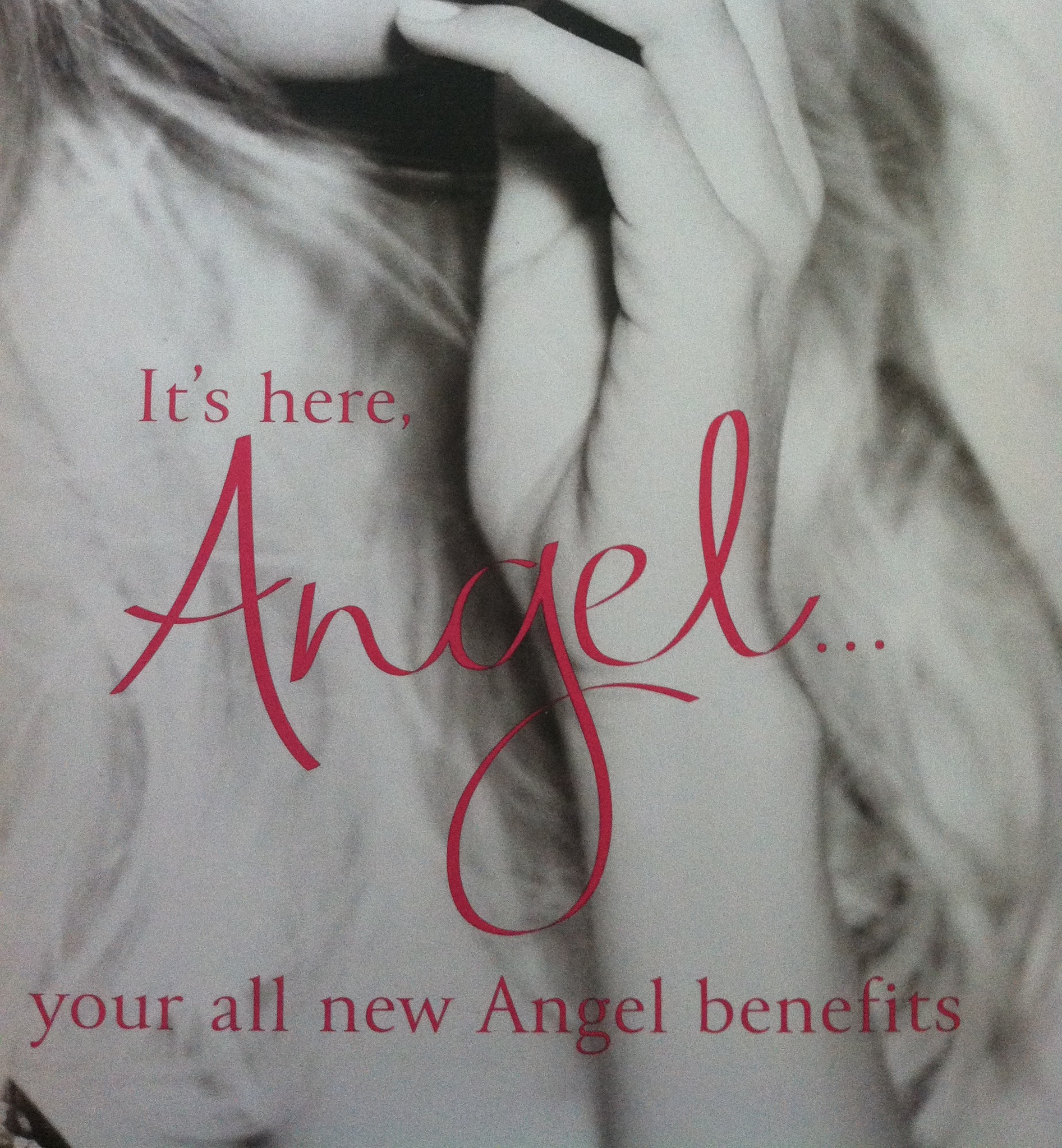 Victoria Secret Angel Credit Card